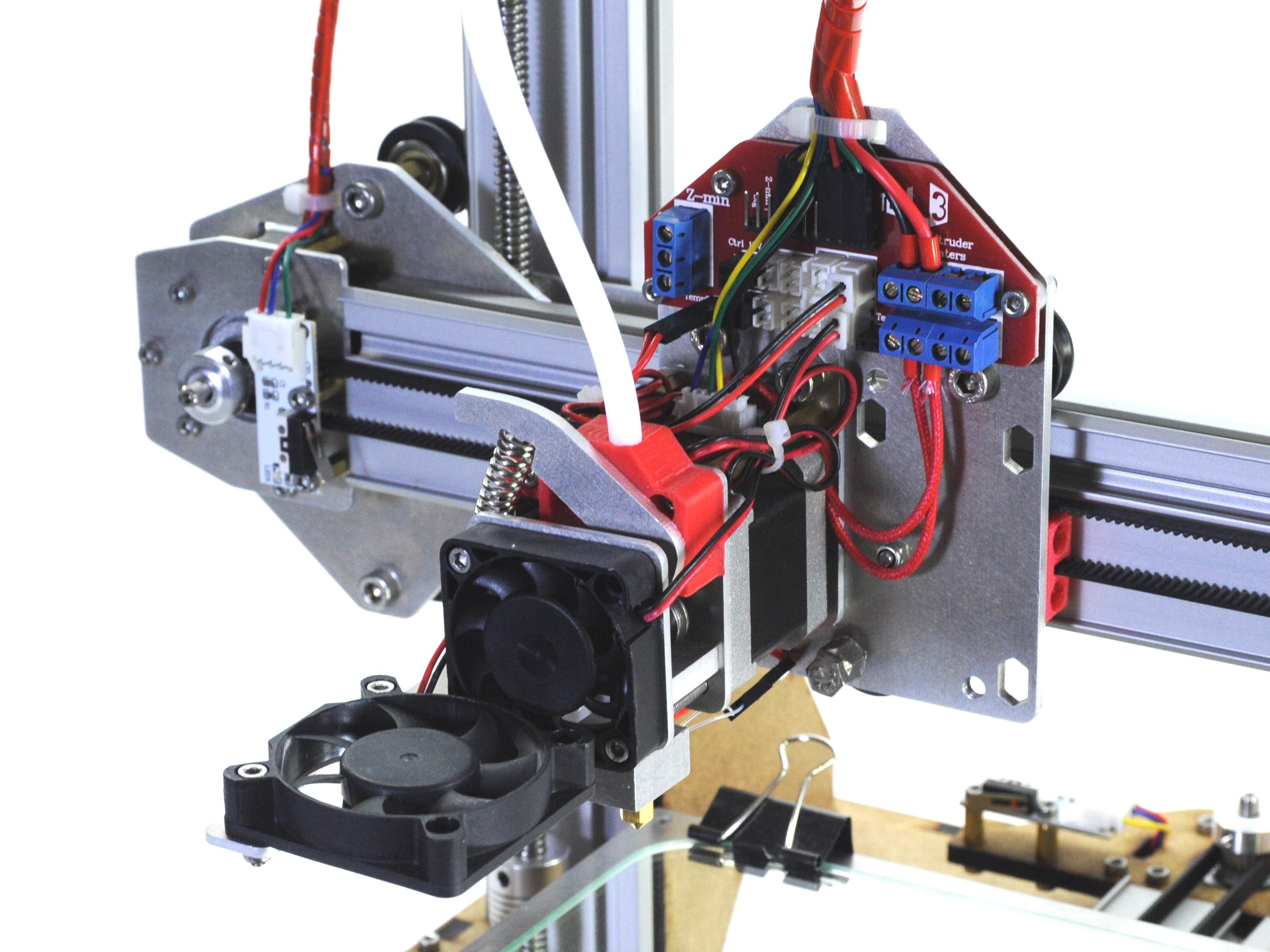 3D-Drucker Teilmachr 503e