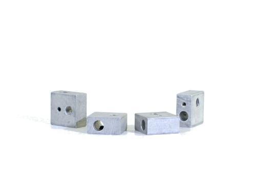 Ersatzteile 3D-Drucker Extruder Heizblock  Mk8 Links
