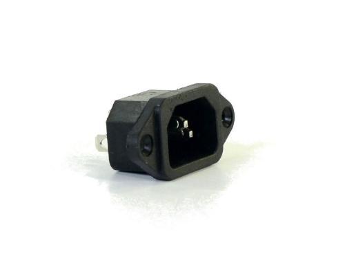 Ersatzteile elektrisch Gerätestecker C14