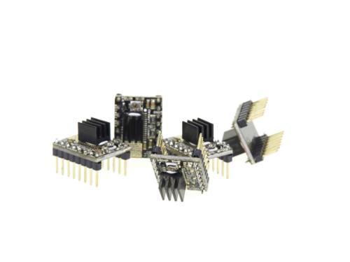 Ersatzteile elektrisch Schrittmotor Treiber DRV8825