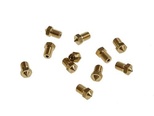Ersatzteile 3D-Drucker Extruder Düse 0.8mm V6-0.8mm