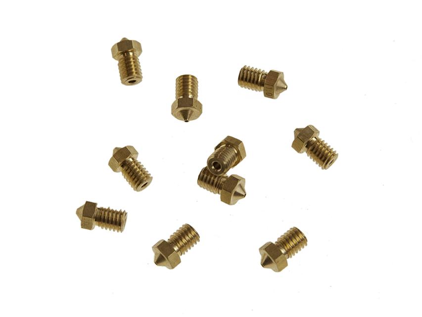 Ersatzteile 3D-Drucker Extruder Düse 1mm V6-1mm