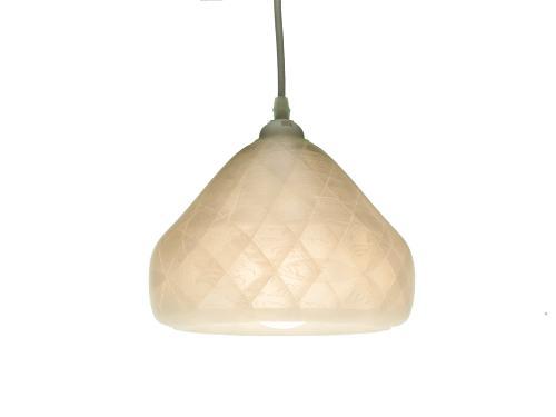 3D-gedruckte Lampen Schlumpf Octet Transparent