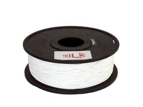 ABS Filament ABS Weiss 1Kg 1.75mm