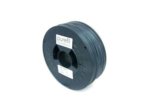 ABS Filament Purefil ABS Anthrazit 1Kg 1.75mm