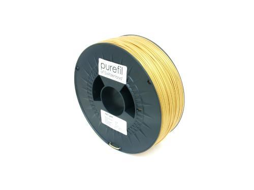 ABS Filament Purefil ABS Gold 1Kg 1.75mm