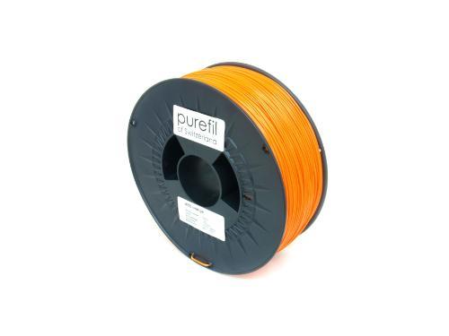 ABS Filament Purefil ABS Orange 1Kg 1.75mm