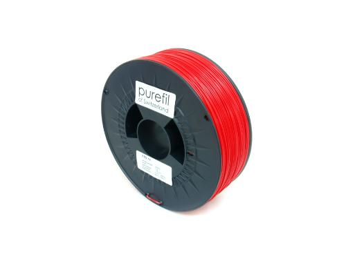ABS Filament Purefil ABS Rot 1Kg 1.75mm