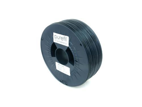 ABS Filament Purefil ABS Schwarz 1Kg 1.75mm