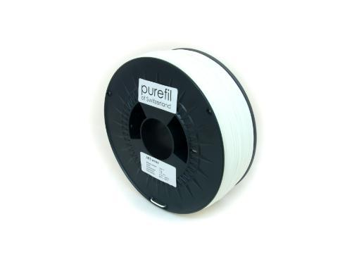 ABS Filament Purefil ABS Weiss 1Kg 1.75mm