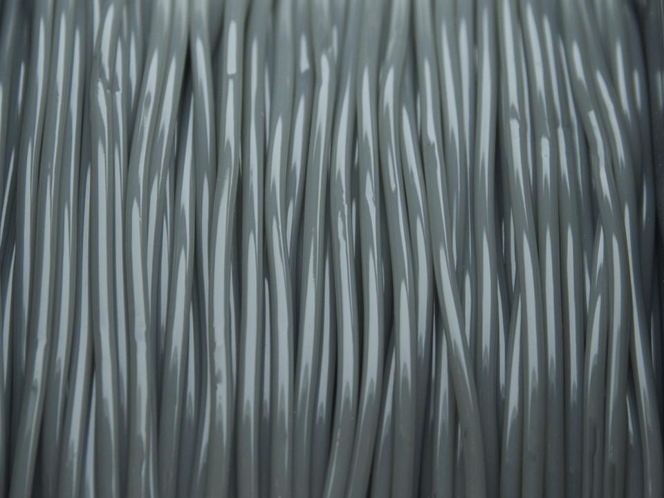 Flex / TPU Filament Flex TPU Grau 800g 1.75mm