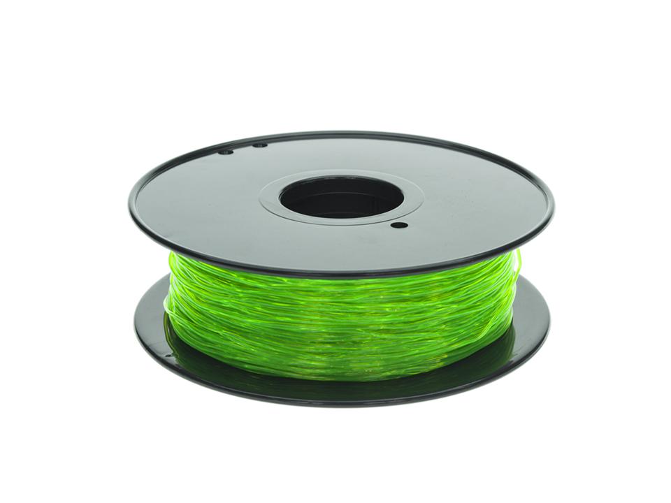 Flex / TPU Filament Flex TPU Grün 800g 1.75mm