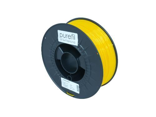 PETG Filament Purefil PETG Gelb 1Kg 1.75mm