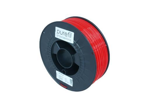 PETG Filament Purefil PETG Rot 1Kg 1.75mm