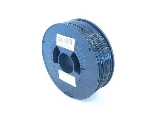 PETG Filament Purefil PETG Schwarz 1Kg 1.75mm