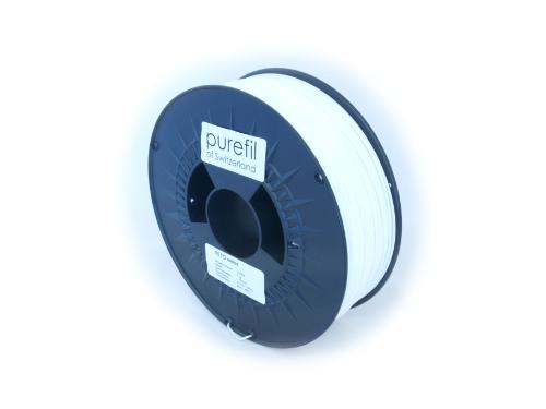 PETG Filament Purefil PETG Weiss 1Kg 1.75mm