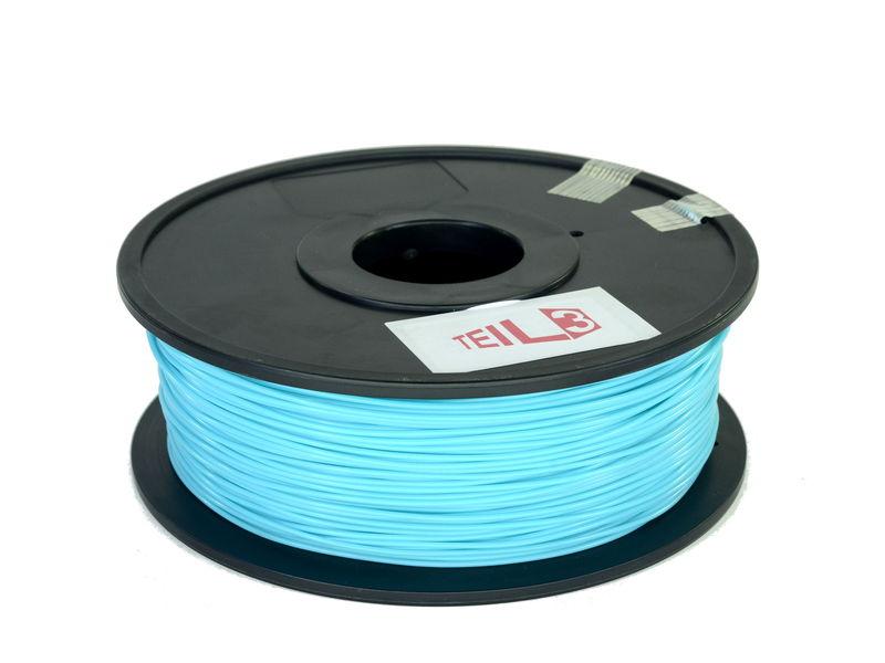 PLA Filament PLA Hellblau 1Kg 1.75mm