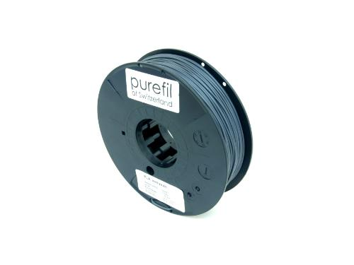 PLA Filament Purefil PLA Anthrazit 0.35Kg 1.75mm