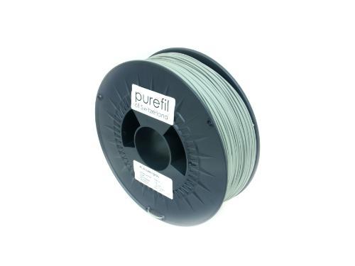 PLA Filament Purefil PLA Betongrau 1Kg 1.75mm