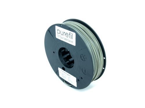 PLA Filament Purefil PLA Betongrau 0.35Kg 1.75mm