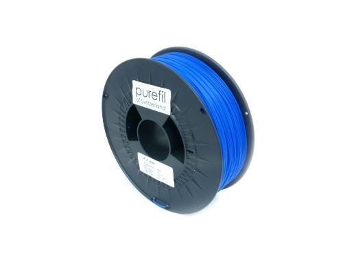 PLA Filament Purefil PLA Blau 1Kg 1.75mm