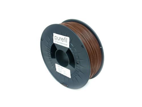 PLA Filament Purefil PLA Braun 1Kg 1.75mm