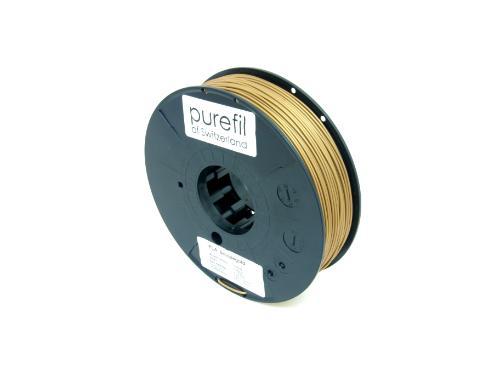 PLA Filament Purefil PLA Bronzegold 0.35Kg 1.75mm