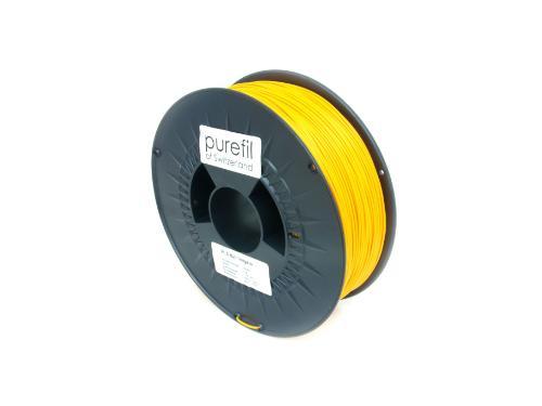 PLA Filament Purefil PLA Dahliengelb 1Kg 1.75mm