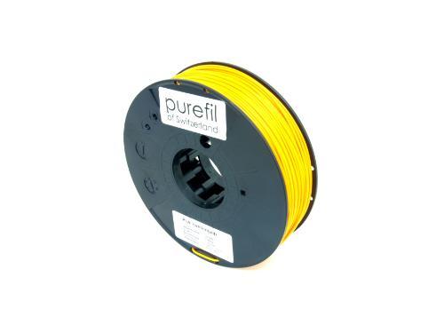 PLA Filament Purefil PLA Dahliengelb 0.35Kg 1.75mm