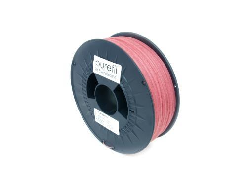 PLA Filament Purefil PLA Faserrot 1Kg 1.75mm