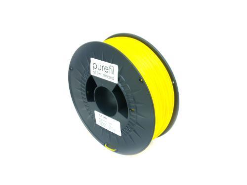 PLA Filament Purefil PLA Gelb 1Kg 1.75mm