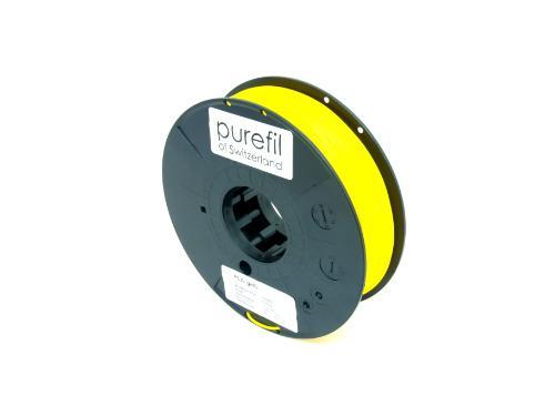 PLA Filament Purefil PLA Gelb 0.35Kg 1.75mm