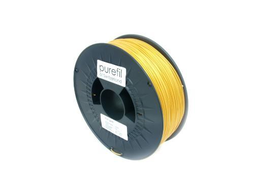 PLA Filament Purefil PLA Gold 1Kg 1.75mm