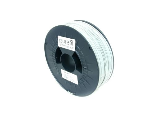 PLA Filament Purefil PLA Grau 1Kg 1.75mm