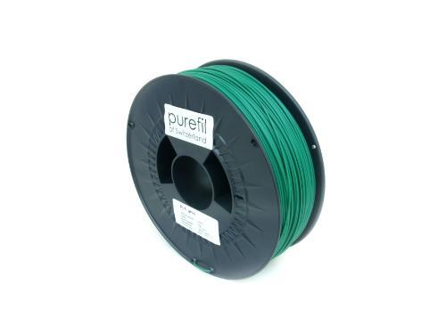 PLA Filament Purefil PLA Grün 1Kg 1.75mm