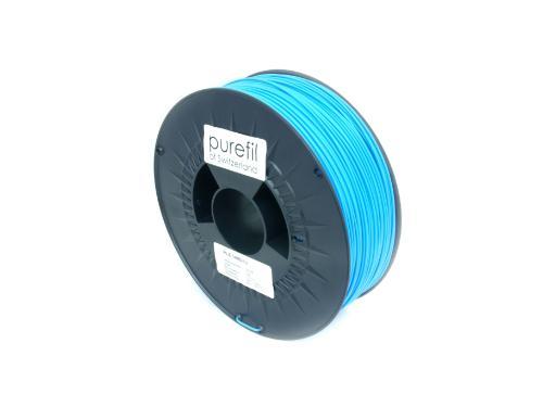 PLA Filament Purefil PLA Hellblau 1Kg 1.75mm