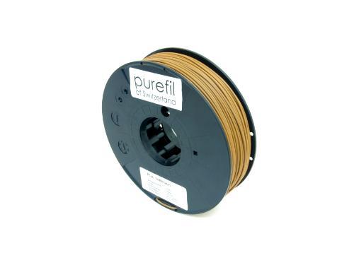 PLA Filament Purefil PLA Hellbraun 0.35Kg 1.75mm