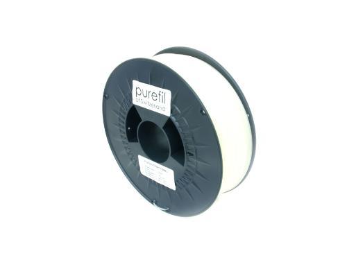 PLA Filament Purefil PLA Leuchtend Blau 1Kg 1.75mm