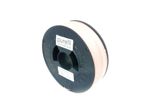 PLA Filament Purefil PLA Leuchtend Rot 1Kg 1.75mm