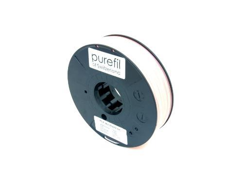 PLA Filament Purefil PLA Leuchtend Rot 0.35Kg 1.75mm