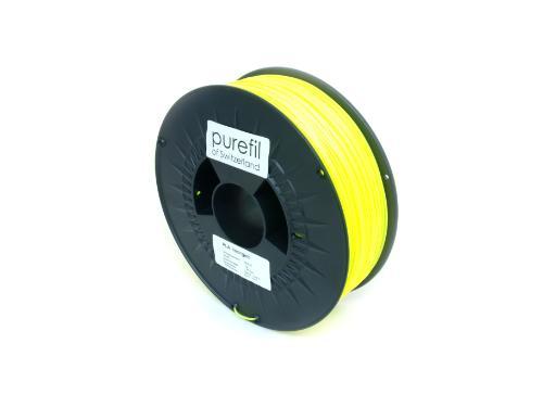 PLA Filament Purefil PLA Neongelb 1Kg 1.75mm