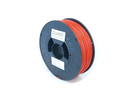 PLA Filament Purefil PLA Neonrot 1Kg 1.75mm