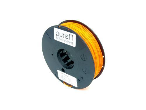 PLA Filament Purefil PLA Orange 0.35Kg 1.75mm