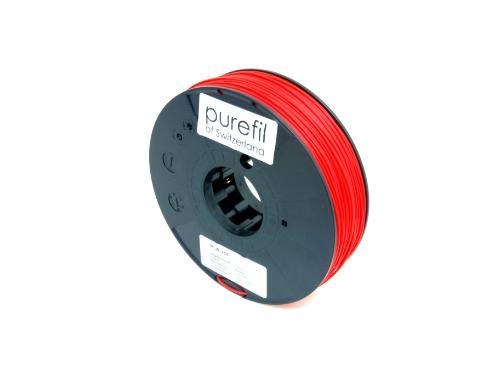 PLA Filament Purefil PLA Rot 0.35Kg 1.75mm