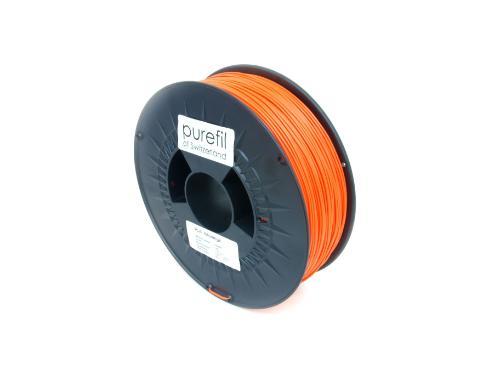 PLA Filament Purefil PLA Rotorange 1Kg 1.75mm