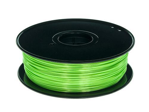 Silklike Filament Silklike Grün 1Kg 1.75mm