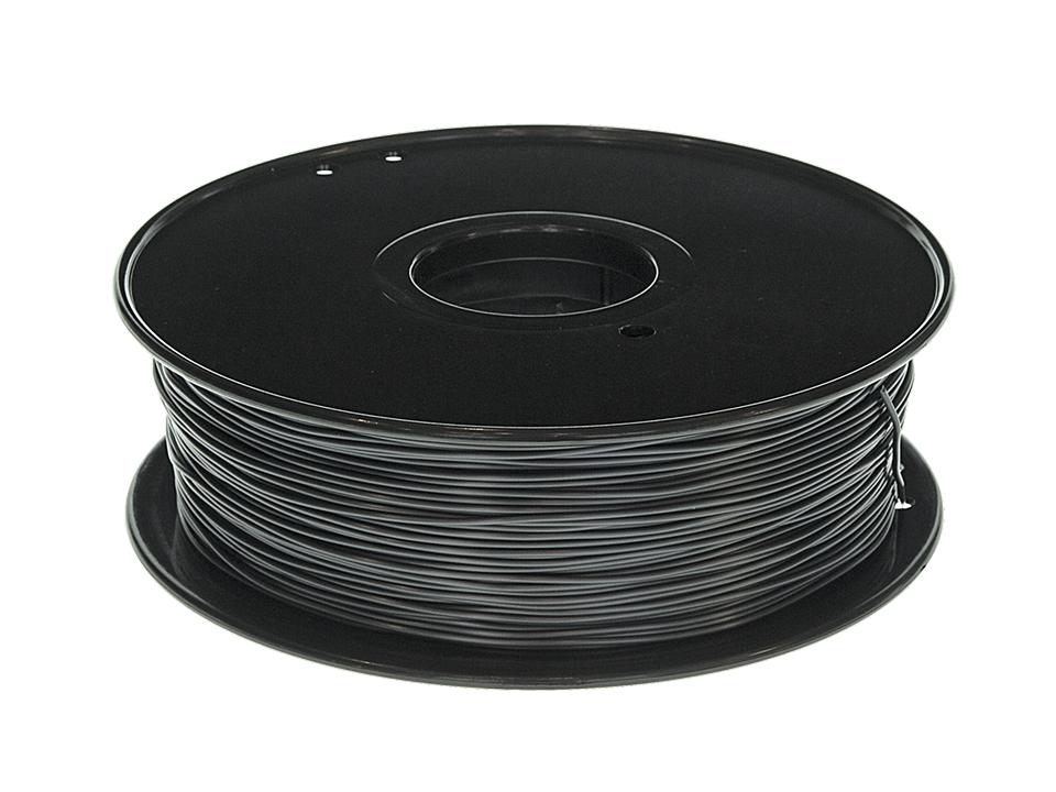 Silklike Filament Silklike Schwarz 1Kg 1.75mm